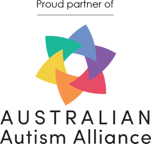 Proud partner of the Australian Autism Alliance
