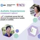 What do you want others to know about you and your autism experience?