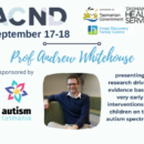 Australian Conference on Neurodevelopment Disorders